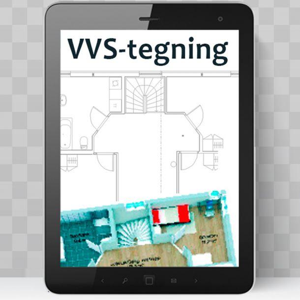VVS-tegning – digital