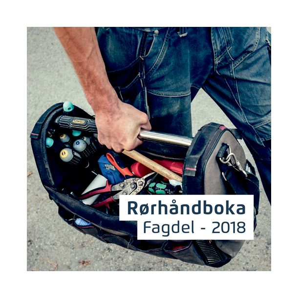 Rørhåndboka 2018 - papirbok NY!