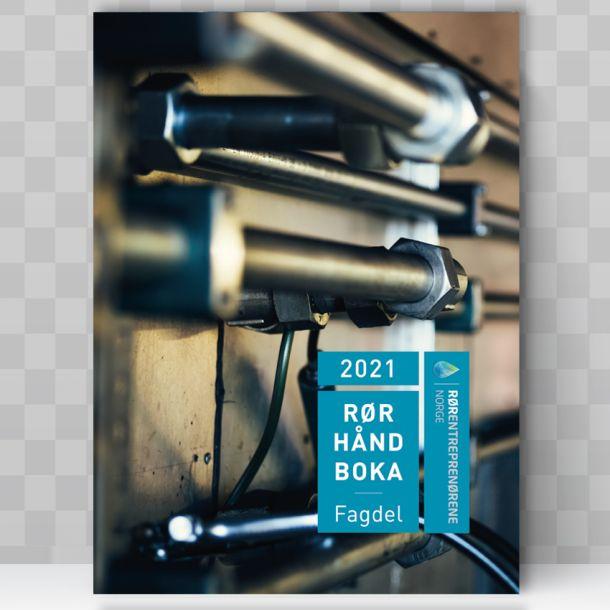 Rørhåndboka, utgave 2021 - papirbok